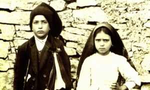Blesseds Francisco Marto and Jacinta