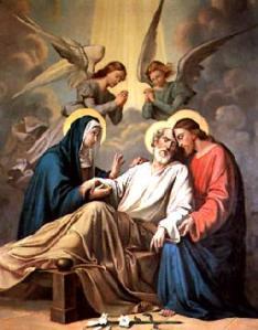Death of St. Joseph
