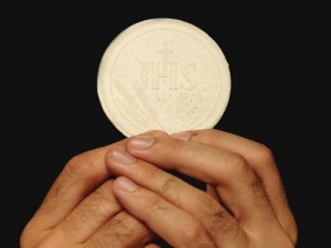 The Eucharist - Body, Blood, Soul and Divity of our Lord, Jesus Christ